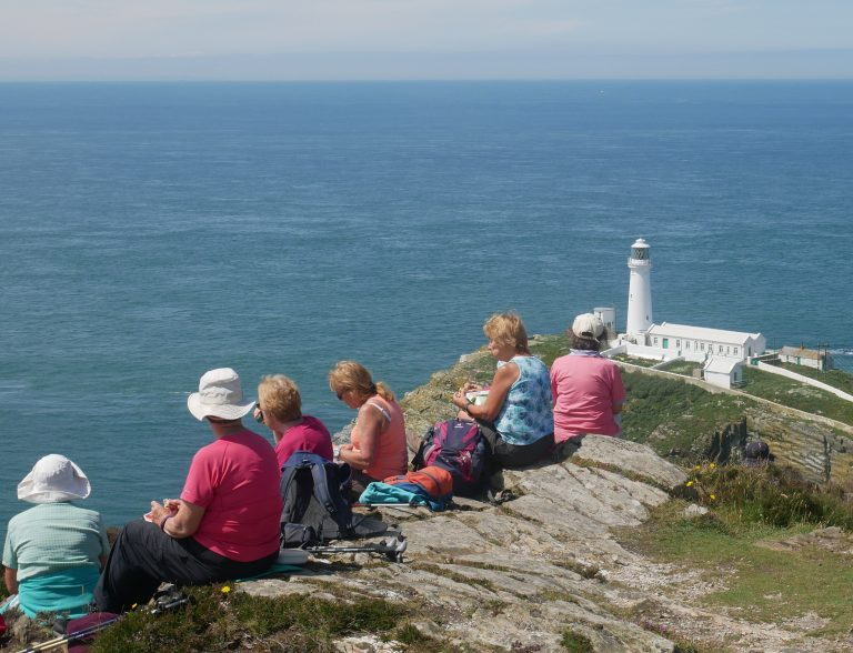 South Stack Holy Island